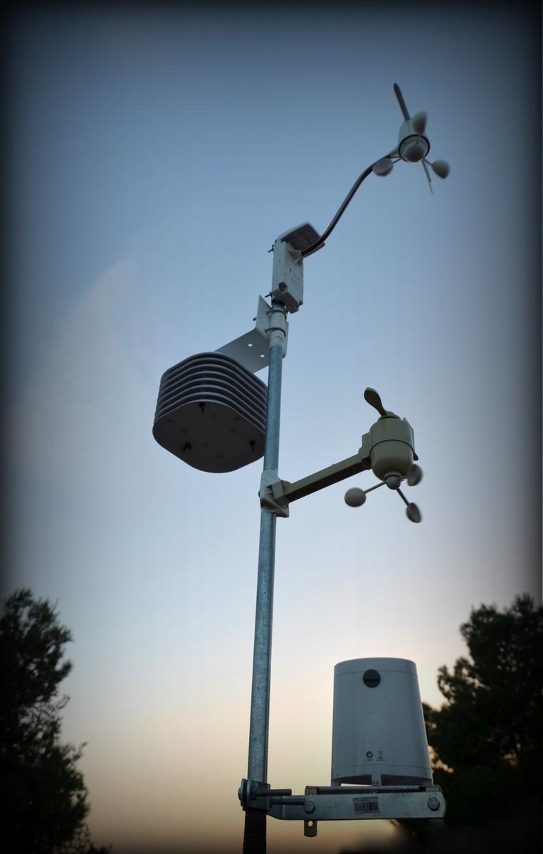 Stazione meteorologica meteogm Jesi